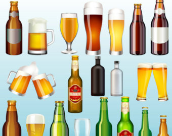 clipart drinks alcohol #4