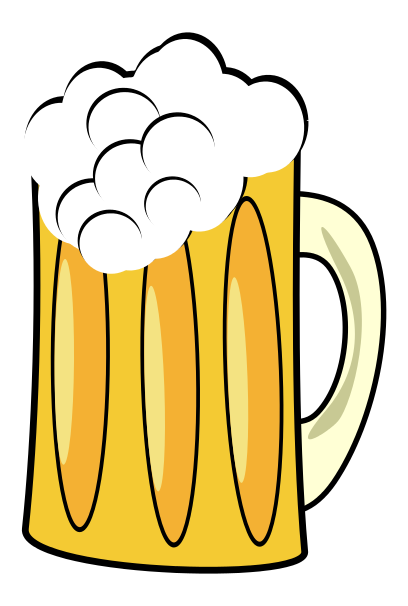 Free Drinks Clipart, 7 pages of Public Domain Clip Art.