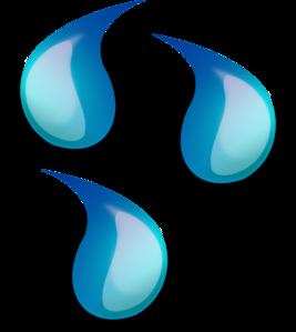 Water Droplets Clip Art at Clker.com.