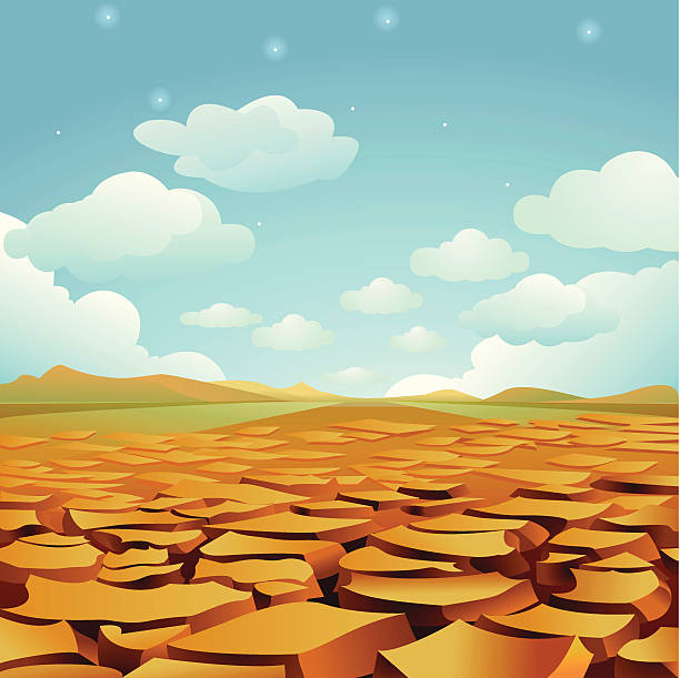 Best Drought Illustrations, Royalty.