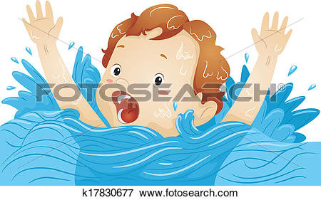Drowning Clipart Illustrations. 962 drowning clip art vector EPS.