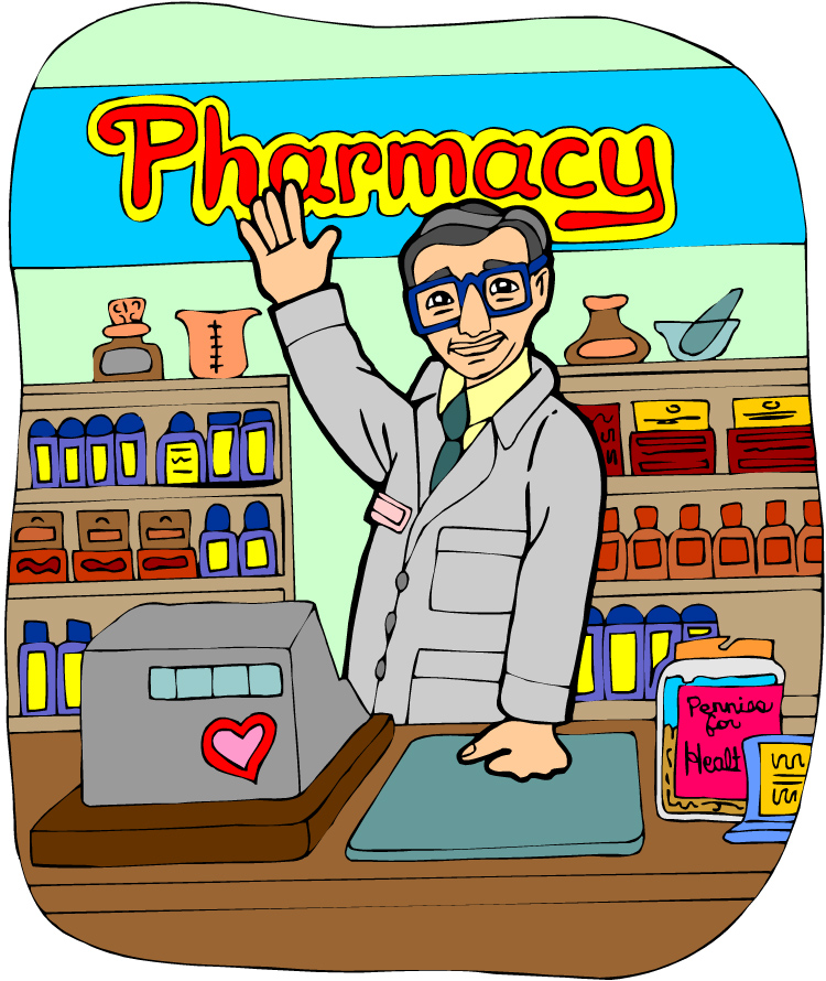 Free Drugstore Building Cliparts, Download Free Clip Art.