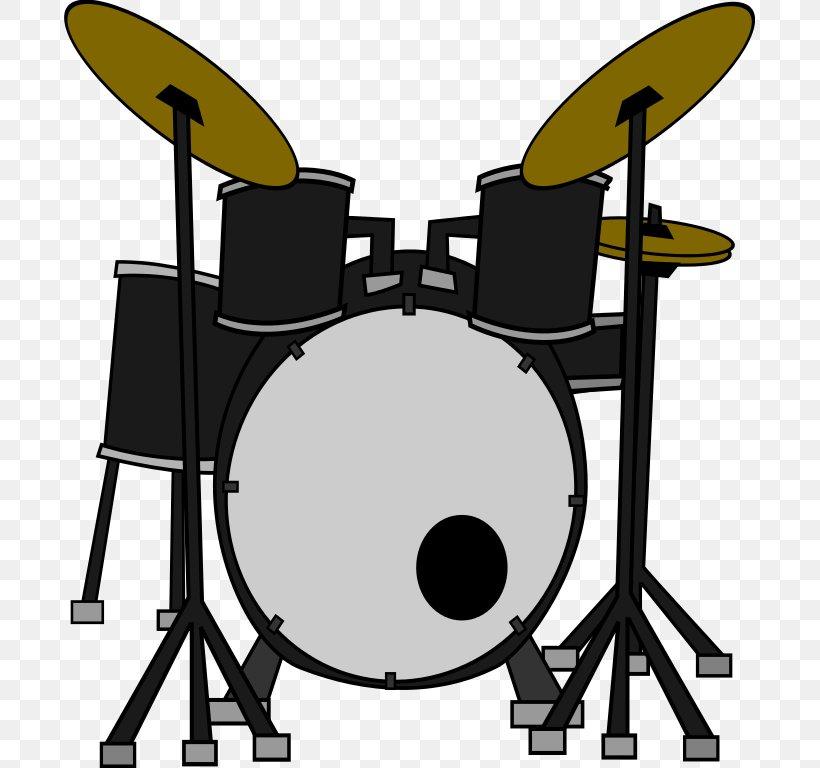 Drums Drummer Clip Art, PNG, 691x768px, Drum, Bass Drum.