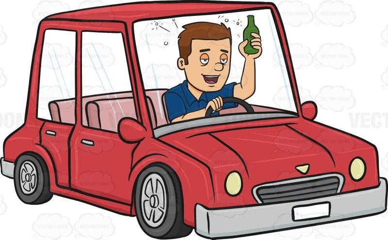 Man Drinking And Driving #adult #adultmale #auto #automobile.