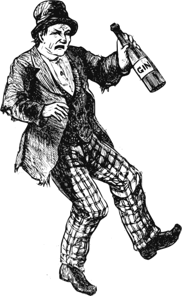 Drunk Man Clip Art at Clker.com.