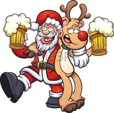 217 Drunk Santa Cliparts, Stock Vector And Royalty Free Drunk.