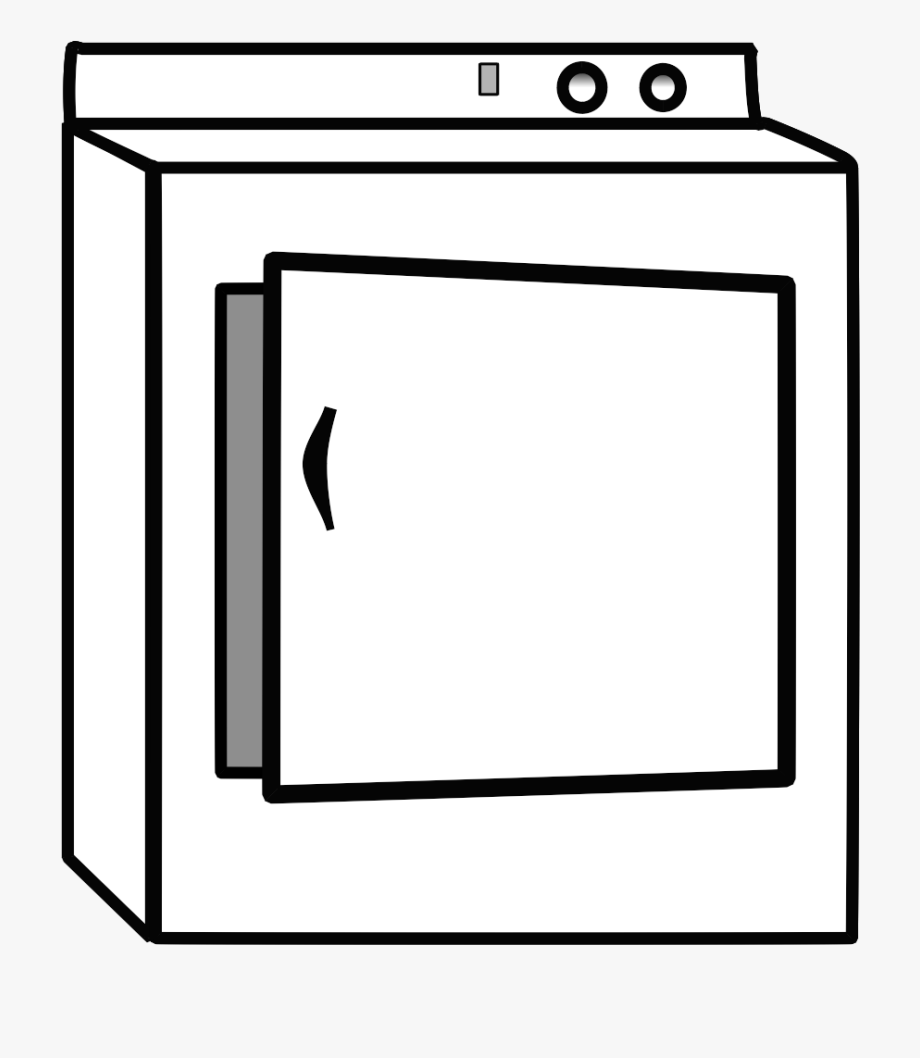 Clip Royalty Free Stock Dryer Clipart.
