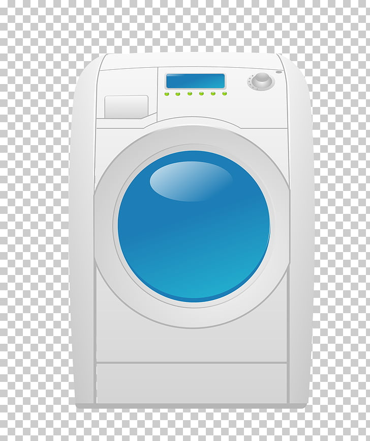 Washing machine Laundry Clothes dryer, washing machine PNG.