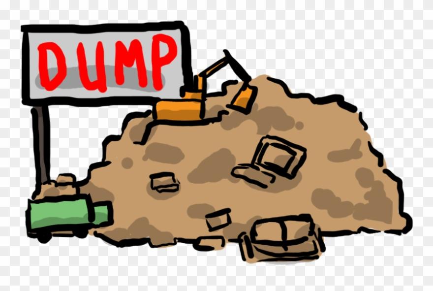 Garbage Dump Clipart (#1592226).