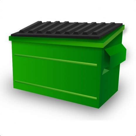 Free dumpster clipart 3 » Clipart Station.