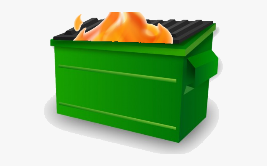 Dumpster Fire Cliparts.
