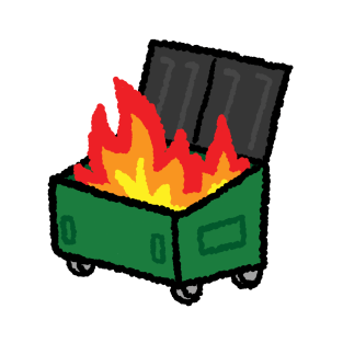 Dumpster Fire Cliparts Free Download Clip Art.