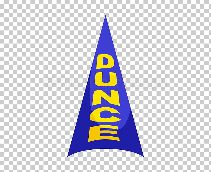 Dunce hat Dunce cap , Dunce PNG clipart.