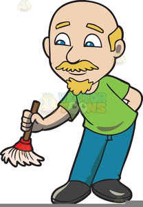Dusting Clipart.