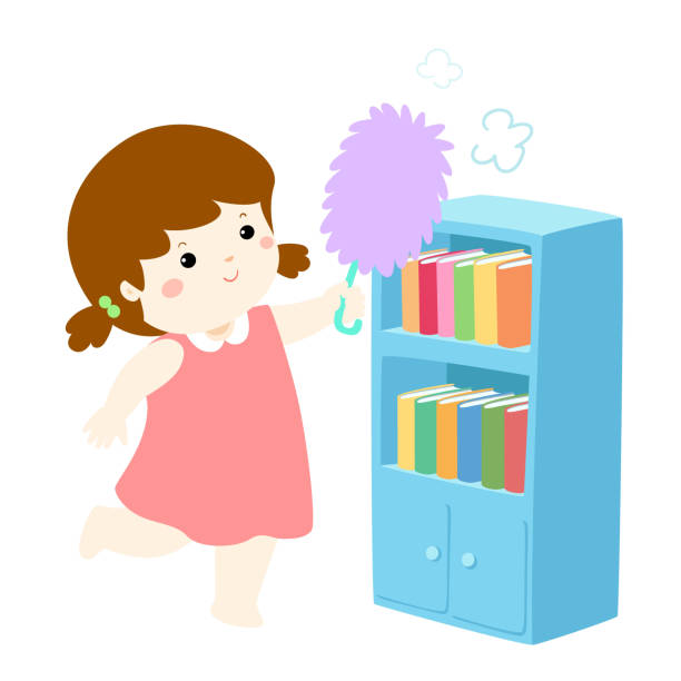 Kids Dusting Clipart (100+ images in Collection) Page 2.