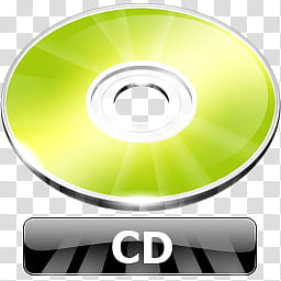 Summer Collection, CD disc transparent background PNG.