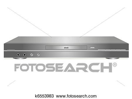 Dvd player clipart black and white 4 » Clipart Portal.
