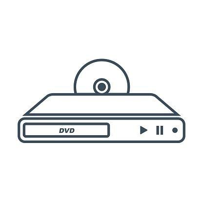 Dvd player clipart 3 » Clipart Portal.