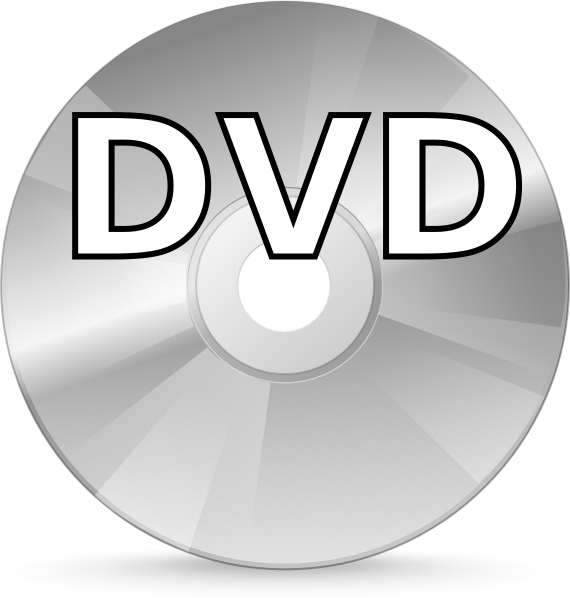 Dvd clipart 4 » Clipart Station.
