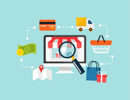 197,031 Ecommerce Stock Illustrations, Cliparts And Royalty Free.
