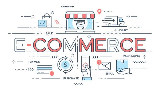 Best E Commerce Illustrations, Royalty.