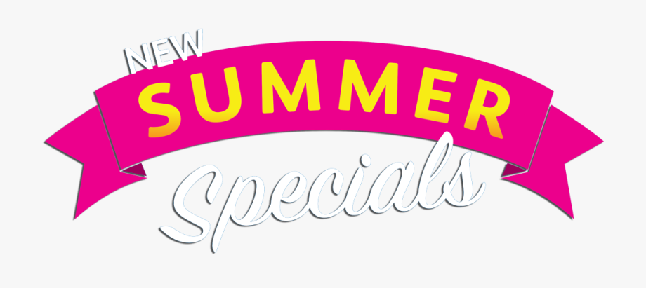 Our Eagerly Awaited Summer Specials Brochure Is Out.