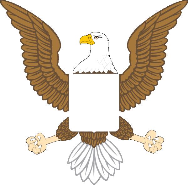 American Eagle Clip Art at Clker.com.