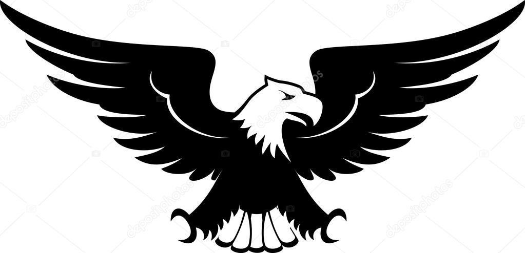 Clipart: eagle.