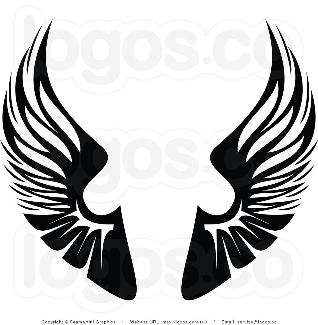 Eagle Wings Design Clipart Panda Free Clipart Images in 2019.