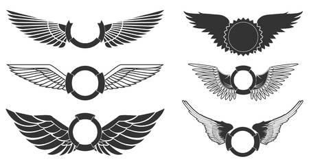 Eagle wings clipart 3 » Clipart Station.