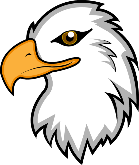 Eagles clipart easy, Eagles easy Transparent FREE for.