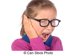 Stock Photography of Earache.