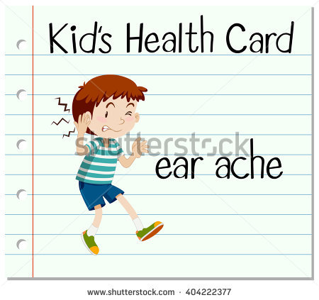 Earache Stock Images, Royalty.