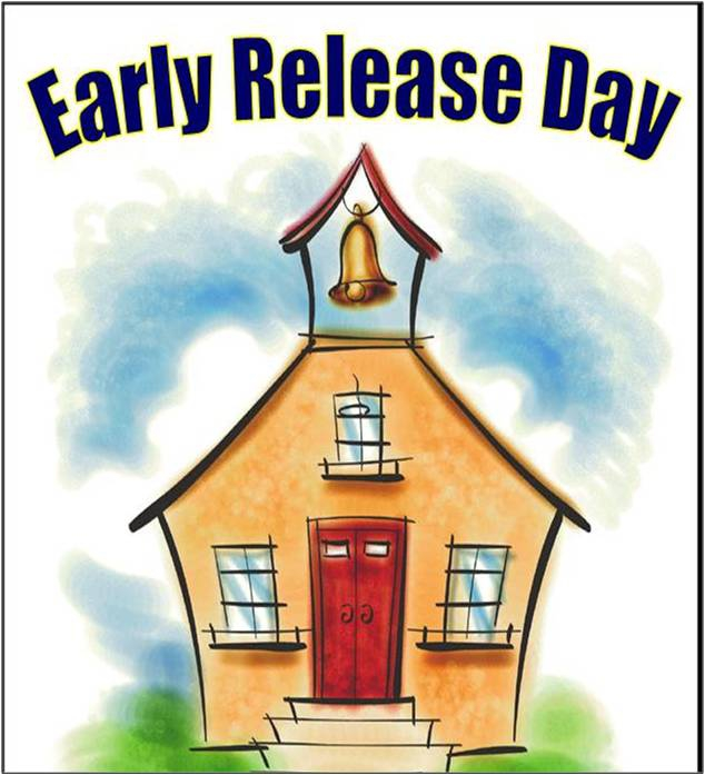 Early Dismissal From School Clipart#1867638.