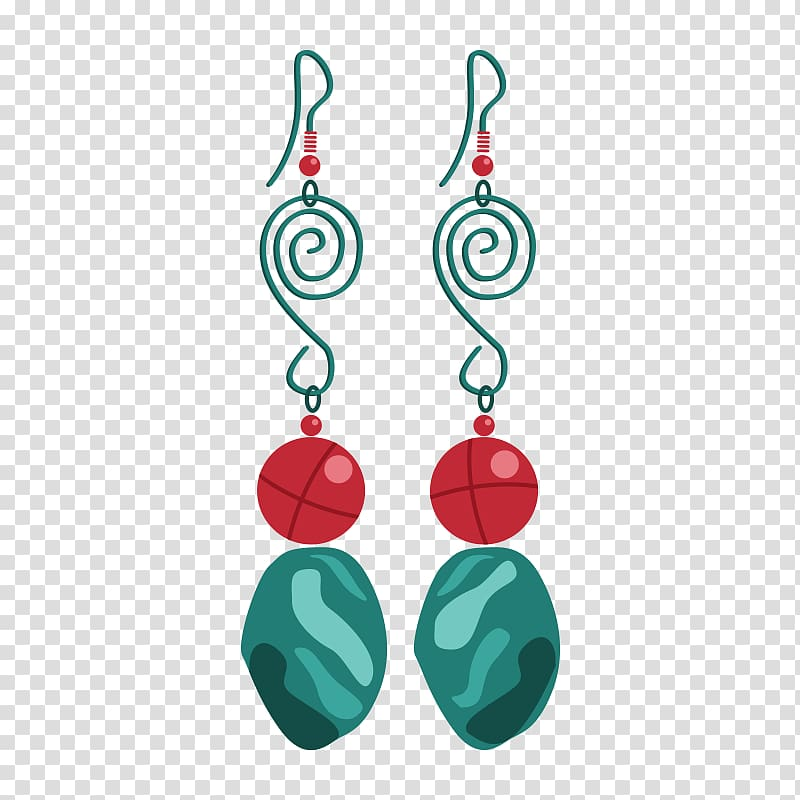 Earring Clothing, earring transparent background PNG clipart.