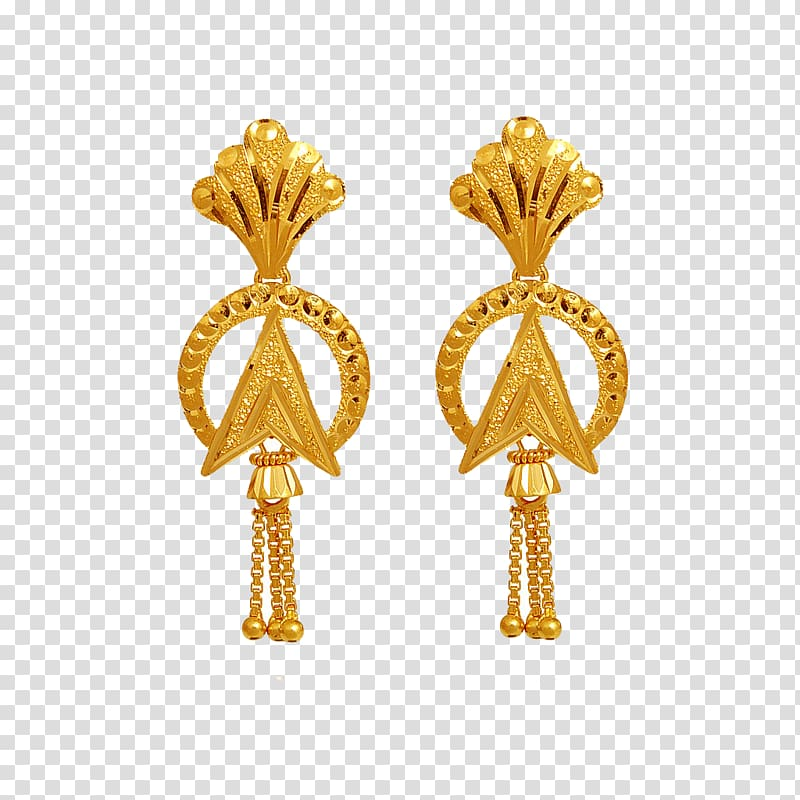 Earring Jewellery Gold Jewelry design Tanishq, jewelry.