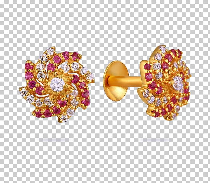Ruby Earring Body Jewellery Jewelry Design PNG, Clipart.