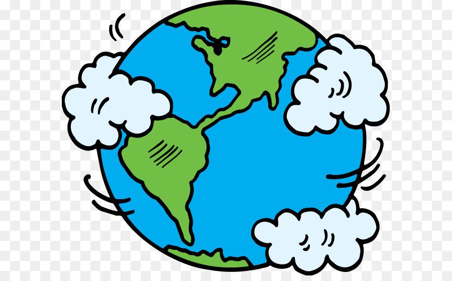 Earth Cartoon.