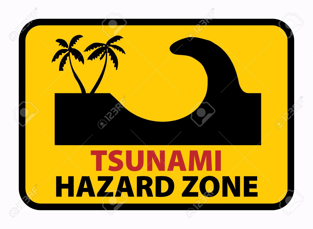 Collection Of Free Hazarded Clipart Earthquake Tsunami, Hd.