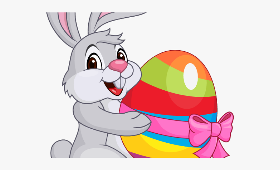 Easter Flower Clipart Easter Bunny.