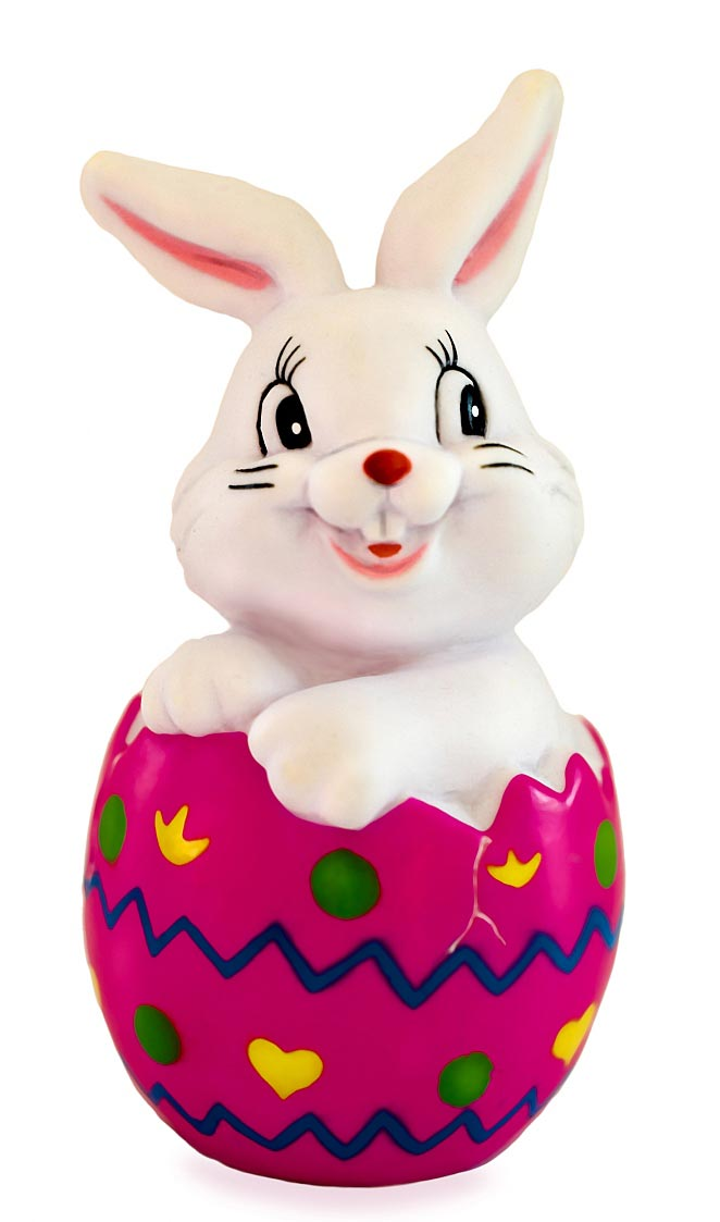 clipart easter bunny exercising image #15