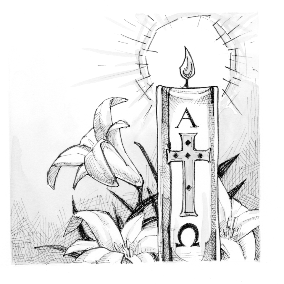 Free Easter Candle Cliparts, Download Free Clip Art, Free.
