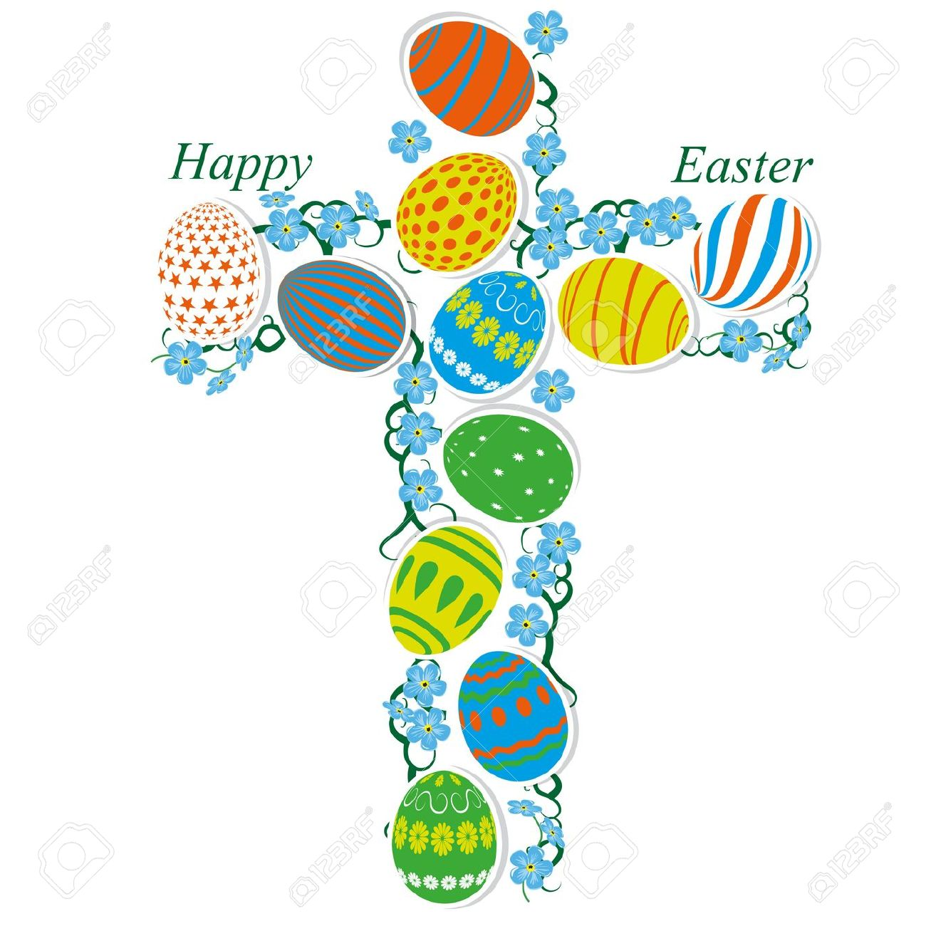 11,519 Easter Cross Stock Illustrations, Cliparts And Royalty Free.