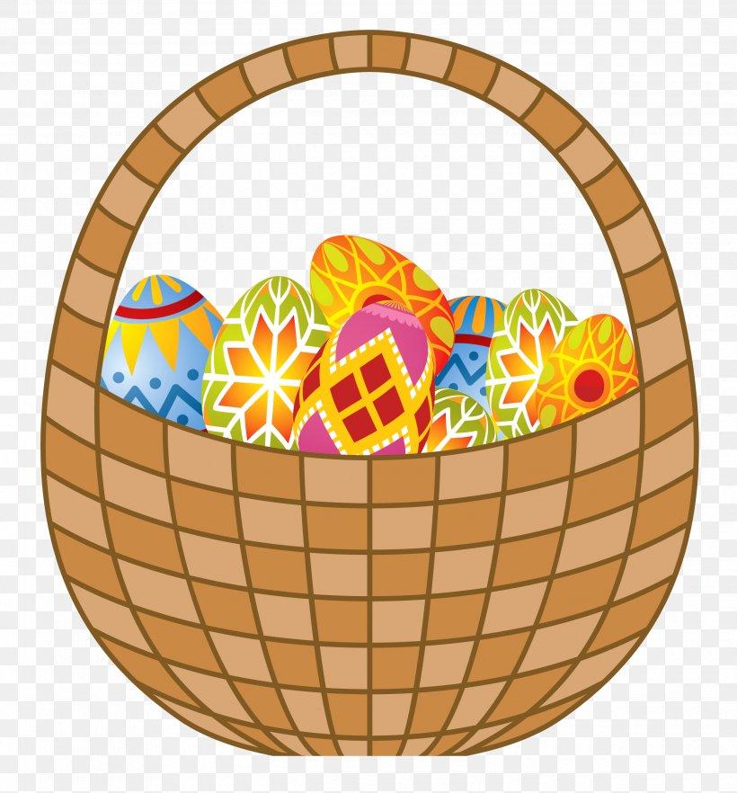 Easter Bunny Basket Clip Art, PNG, 2480x2670px, Basket, Blog.