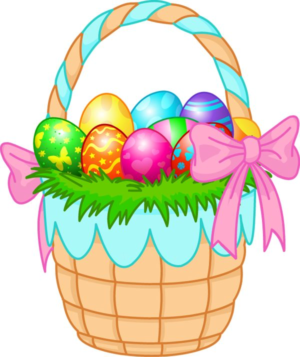 Library of jpg royalty free easter egg basket png files.