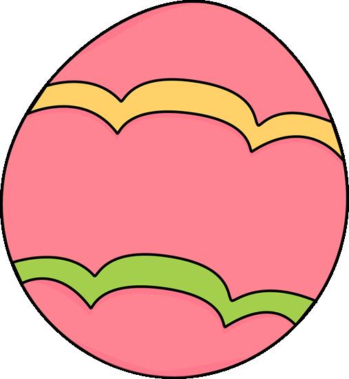 Easter Egg Clip Art.