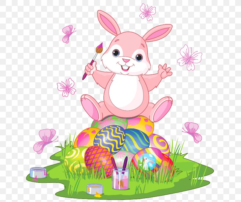 Easter Bunny Easter Egg, PNG, 679x687px, Easter Bunny, Clip.