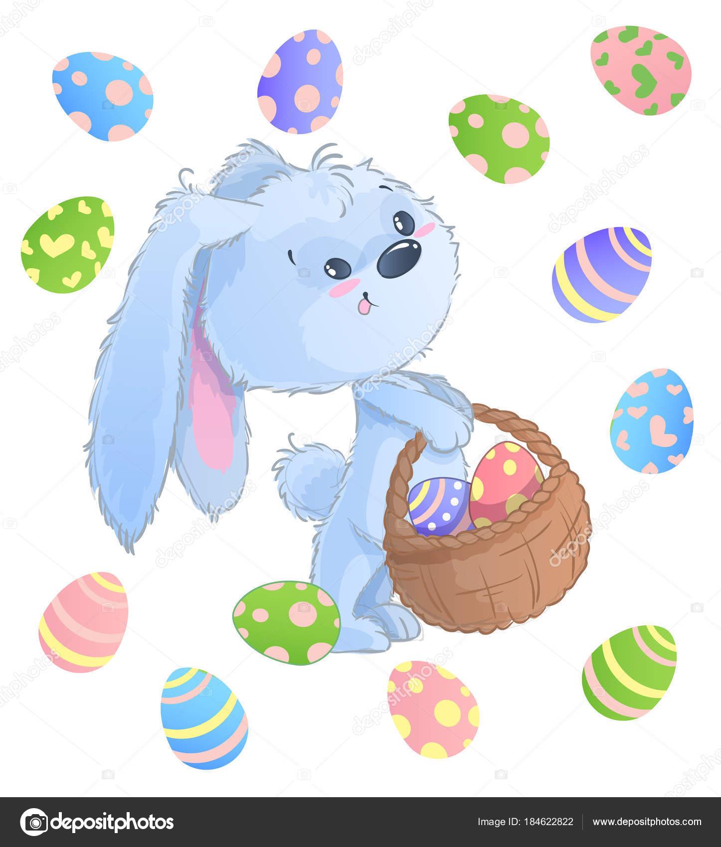 Clipart: easter bunnies clip art.