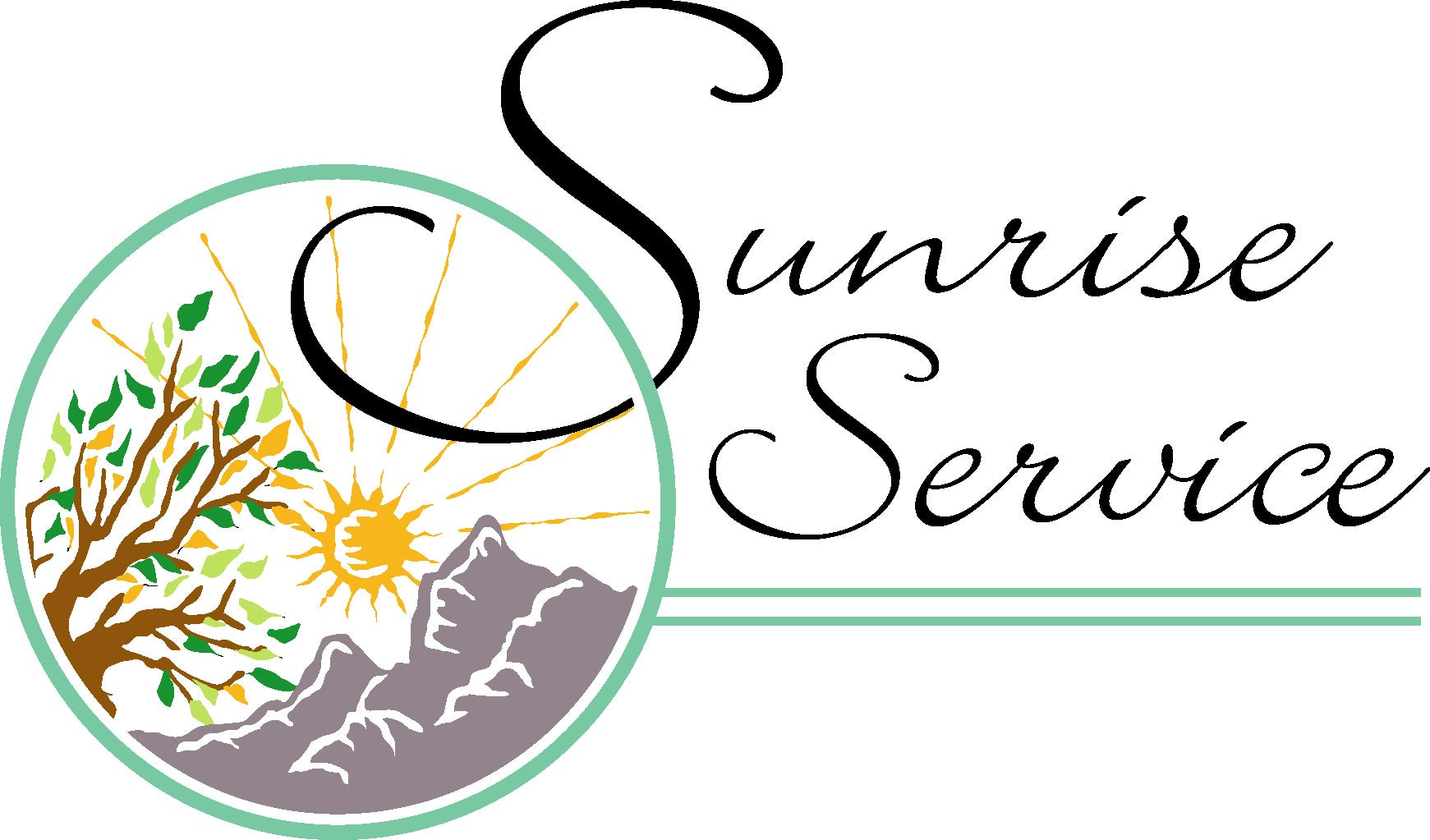 Easter Sunrise Service.