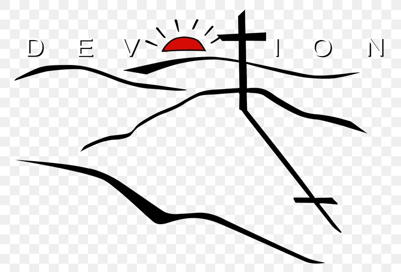 Easter Sunrise Service Coloring Book Clip Art, PNG.